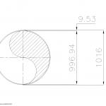 Schedule STD Pipe 40 Inch DN1000