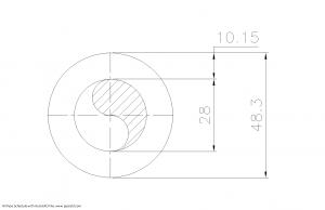 Schedule XXS Pipe 1 1/2 Inch DN40