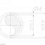 Schedule XXS Pipe 12 Inch DN300