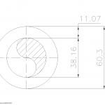 Schedule XXS Pipe 2 Inch DN50